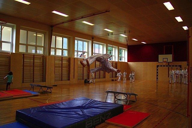 Bild zu Akrobatik-Camp im Salzburger Land
