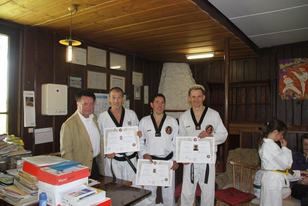 Bild zu Großmeisterprüfung für Dr. Andreas Held