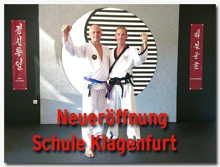 Neueröffnung Schule Klagenfurt