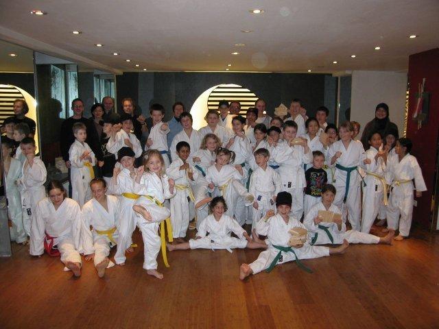 Bild zu Kinder Taekwondo Olympiade