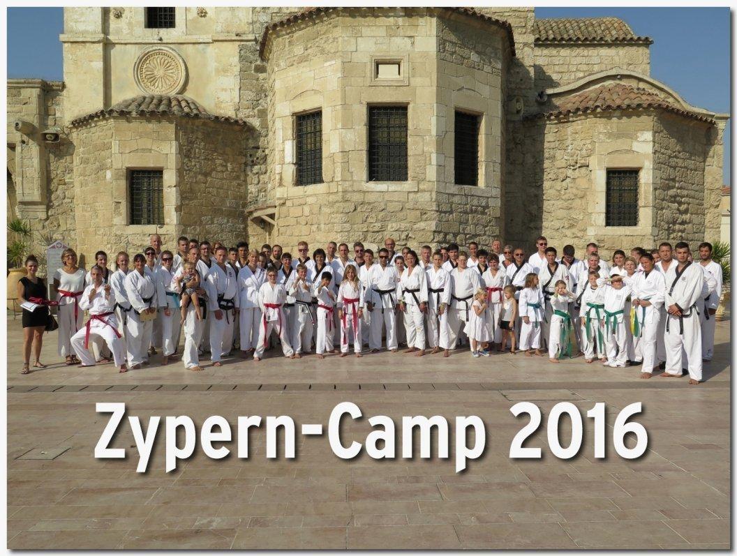 Bild zu Zypern-Camp 2016