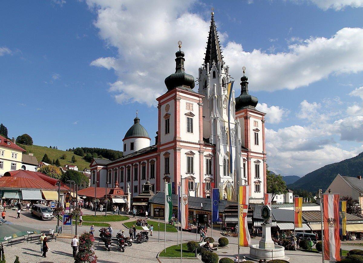 Bild zu YOUNG-UNG in Mariazell
