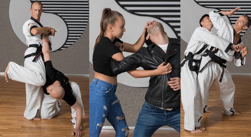 Selbstschutz YOUNG-UNG Taekwondo
