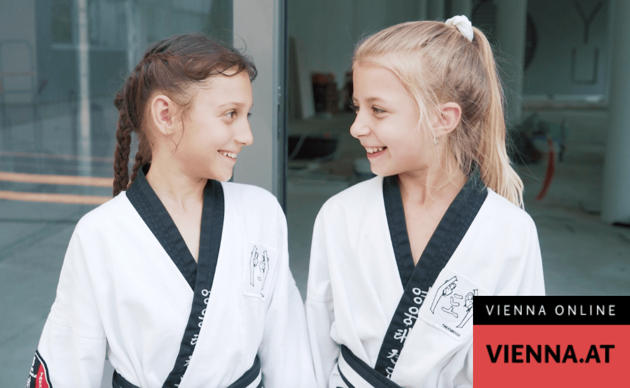 Young- Ung Taekwondo Pressefoto Vienna at. BIG YU