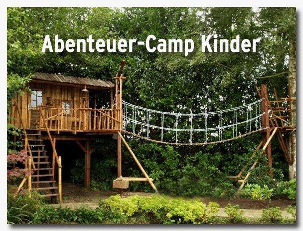 Abenteuer-Camp für Kinder