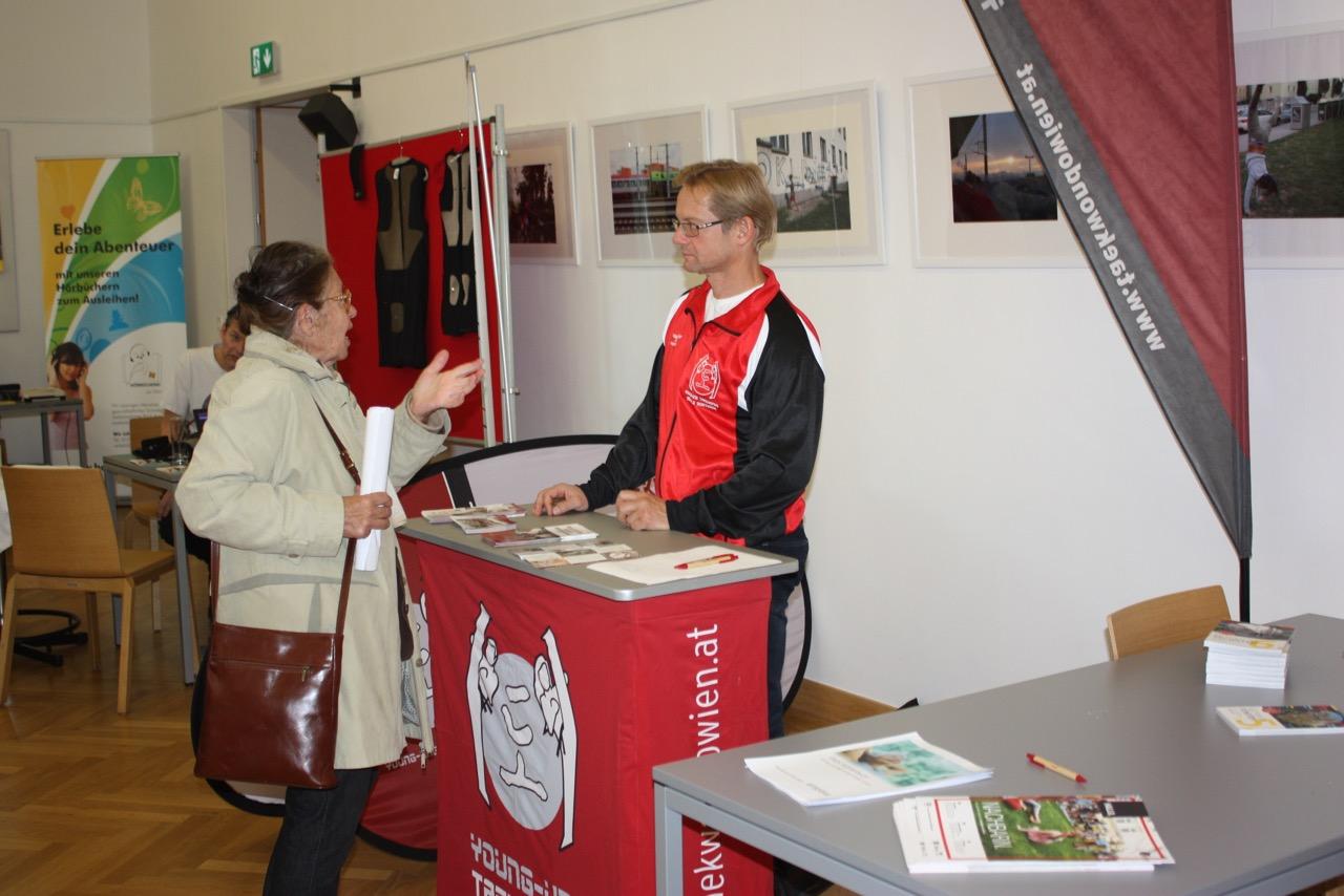 Bild zu Seniorentag in Margareten