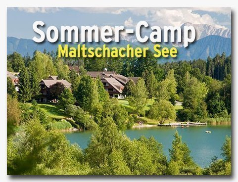 Sommer-Camp Maltschacher See