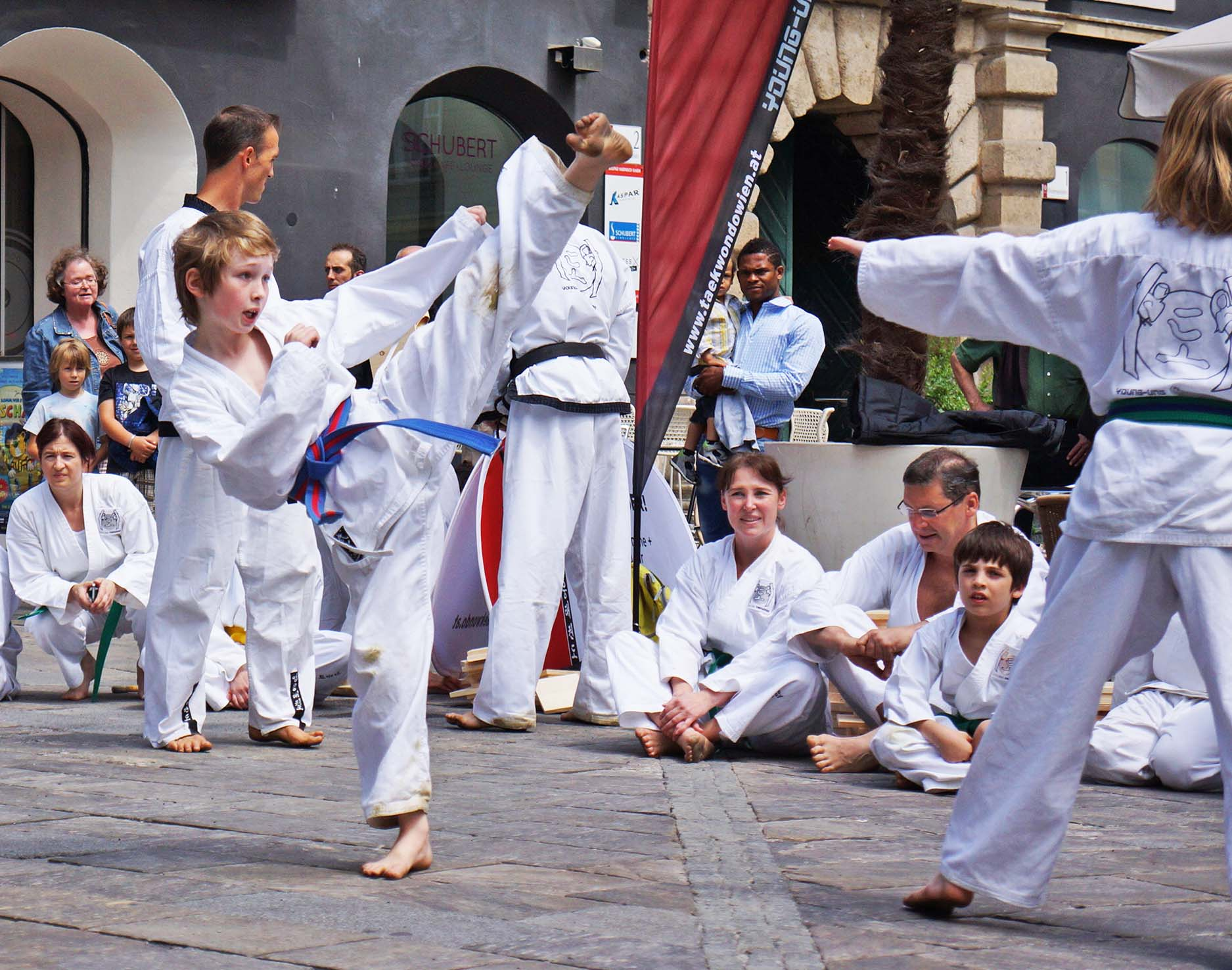 Pfingstlehrgang in Graz (22.5.-27.5.2012)