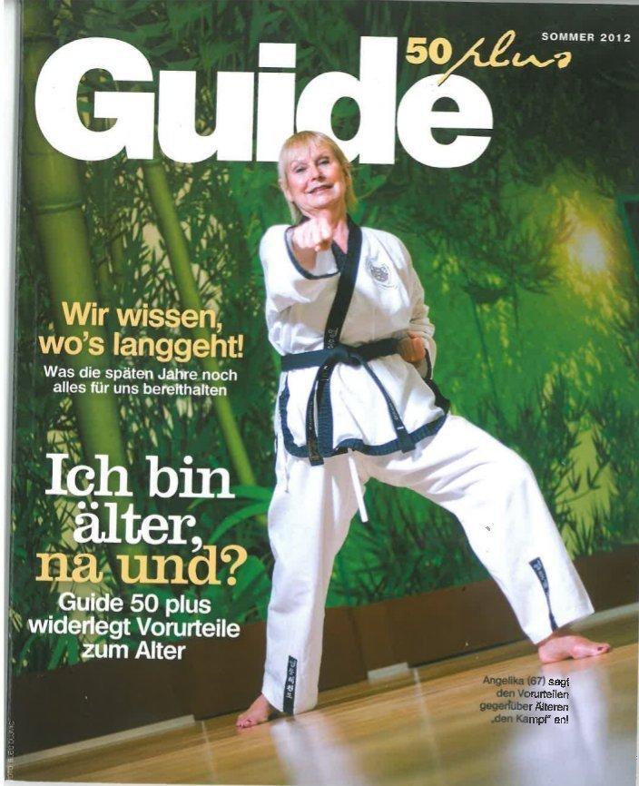 Angelika Schäfer im