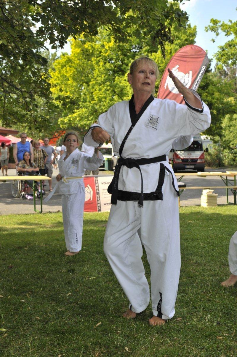 Bild zu Lehrgang im Kurpark Oberlaa / Starterfest mit Holli Knolli