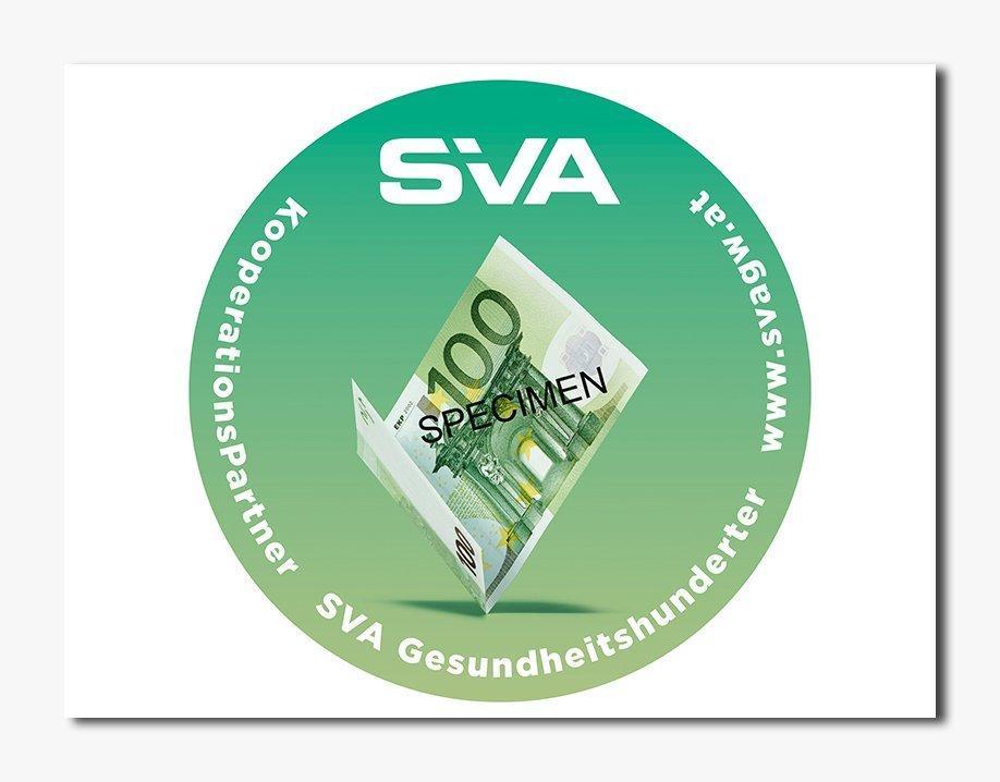 Bild zu SVA-Gesundheitshunderter
