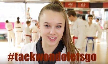 #taekwondoletsgo