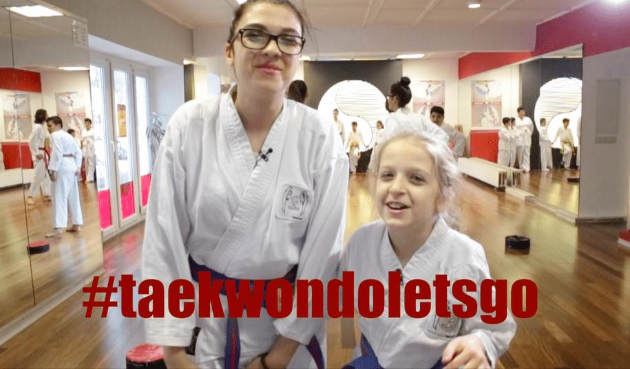 Bild zu #taekwondoletsgo aus 1020 Wien