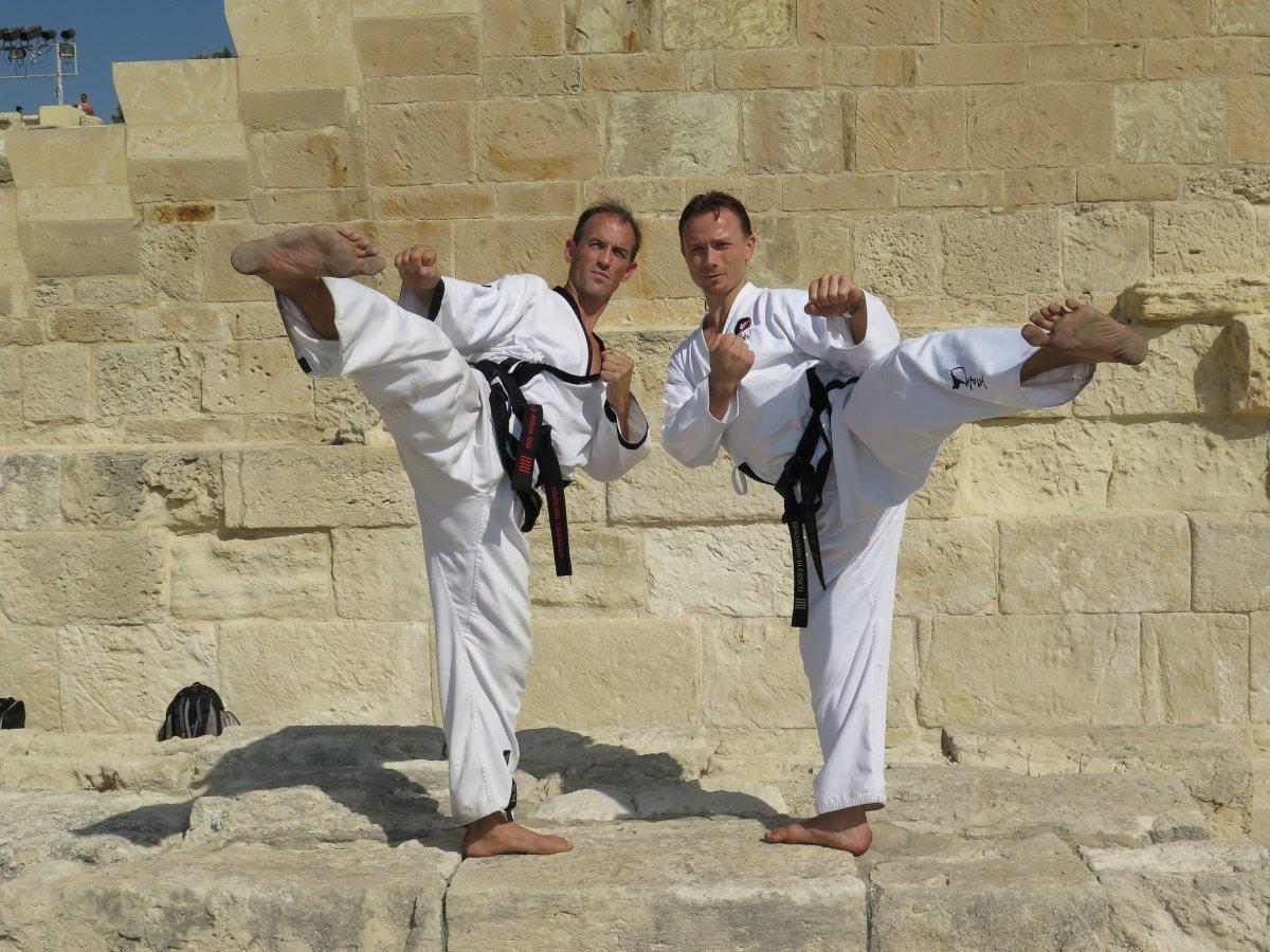 Bild zu Reise in das Land des Taekwondo