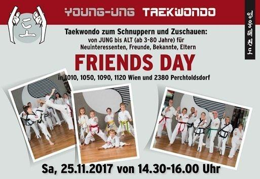 Bild zu FRIENDS DAY