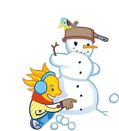 Bild zu Winterferienspiel