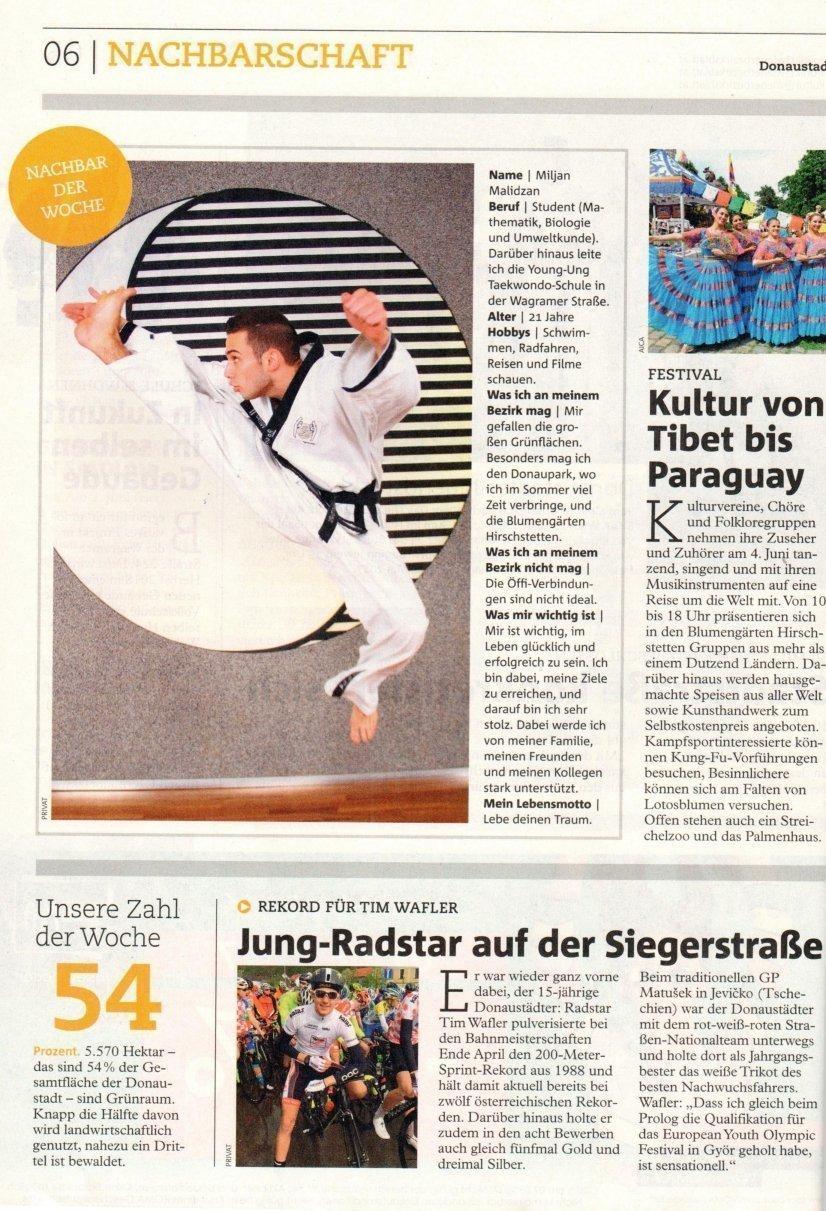 Bild zu Wiener Bezirksblatt Donaustadt