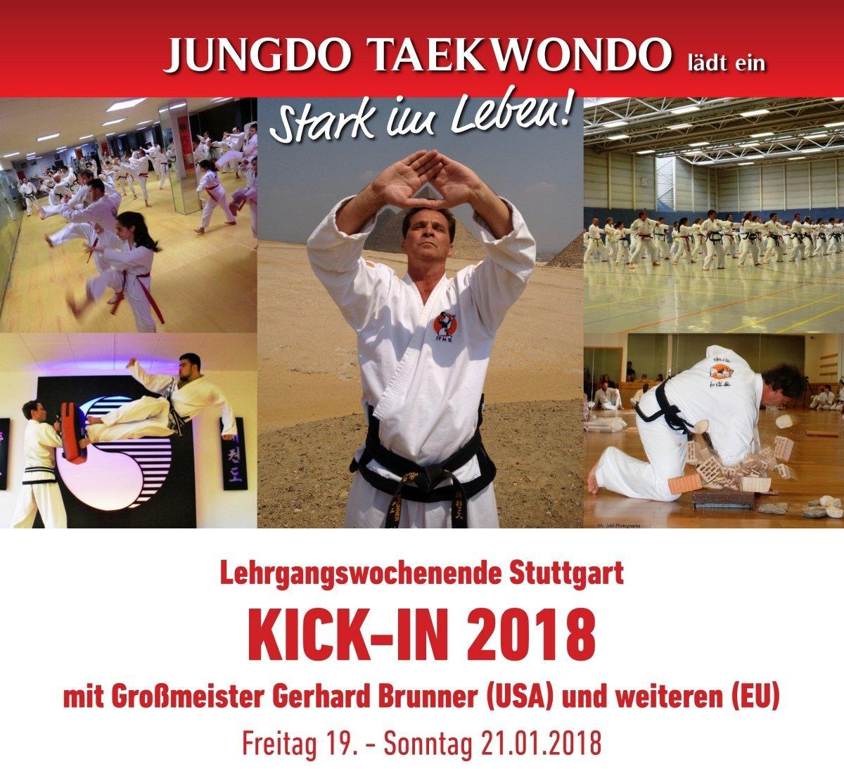 Bild zu KICK-IN 2018 in Stuttgart