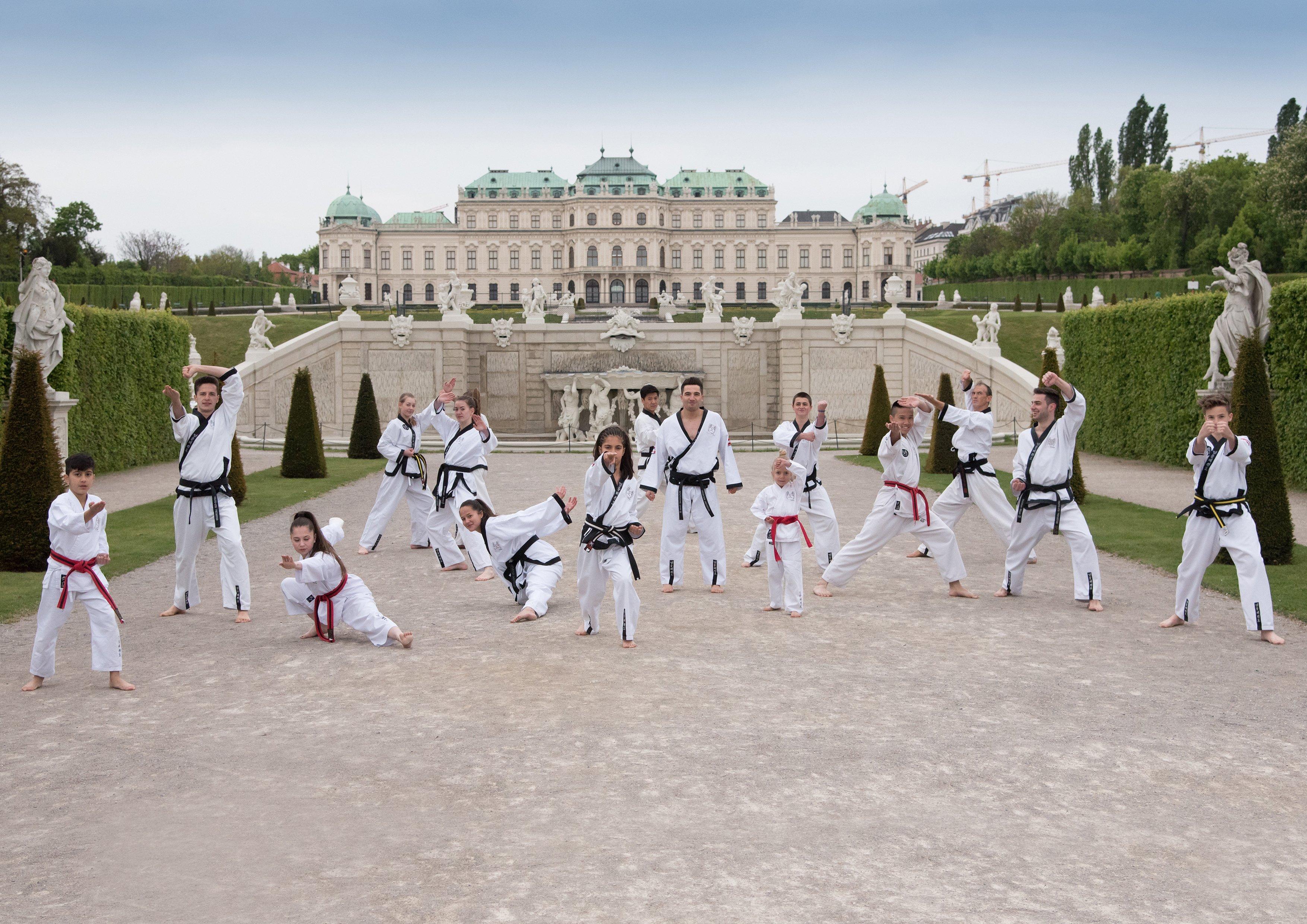 Bild zu Gewinnspiel: 33 Gründe für Taekwondo/Der Gewinner ist...
