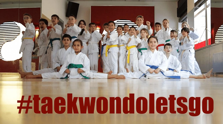 Bild zu #taekwondoletsgo aus 1050
