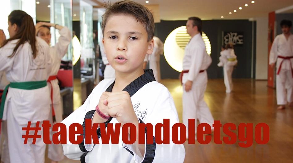 Bild zu #taekwondoletsgo aus 1070