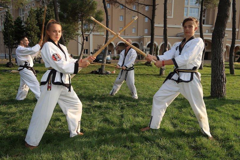 YOUNG-UNG Taekwondo Trainings Camp Bulgarien
