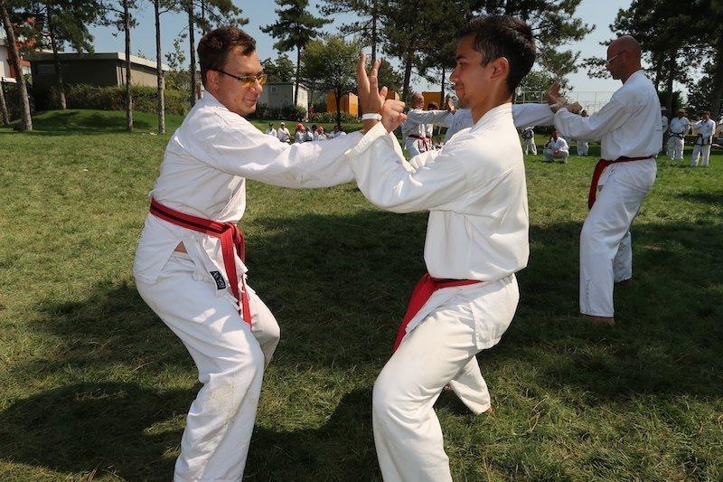 YOUNG-UNG Taekwondo Trainingscamp Bulgarien