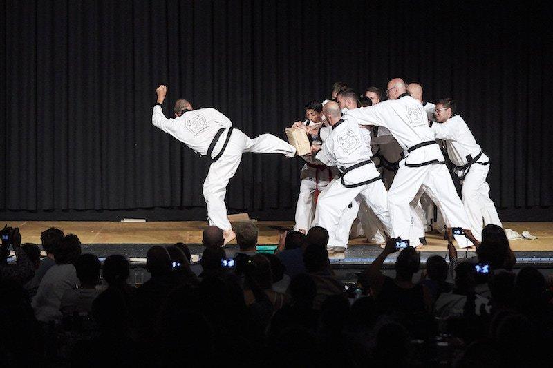 15 Jahre YOUNG-UNG Taekwondo Gala Orpheum