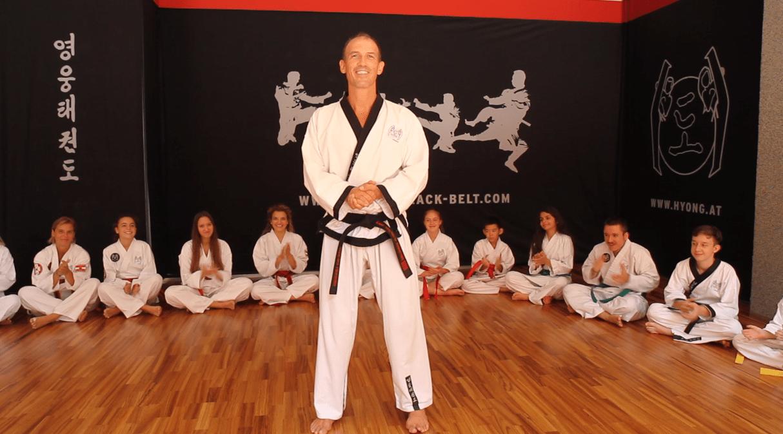 Bild zu Tugenden & Werte im Taekwondo