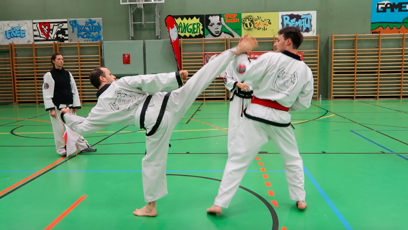 YOUNG-UNG Taekwondo Winterturnier 2018 Schulschiff Kampsport