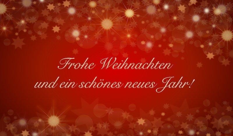 Bild zu Frohe Weihnachten!