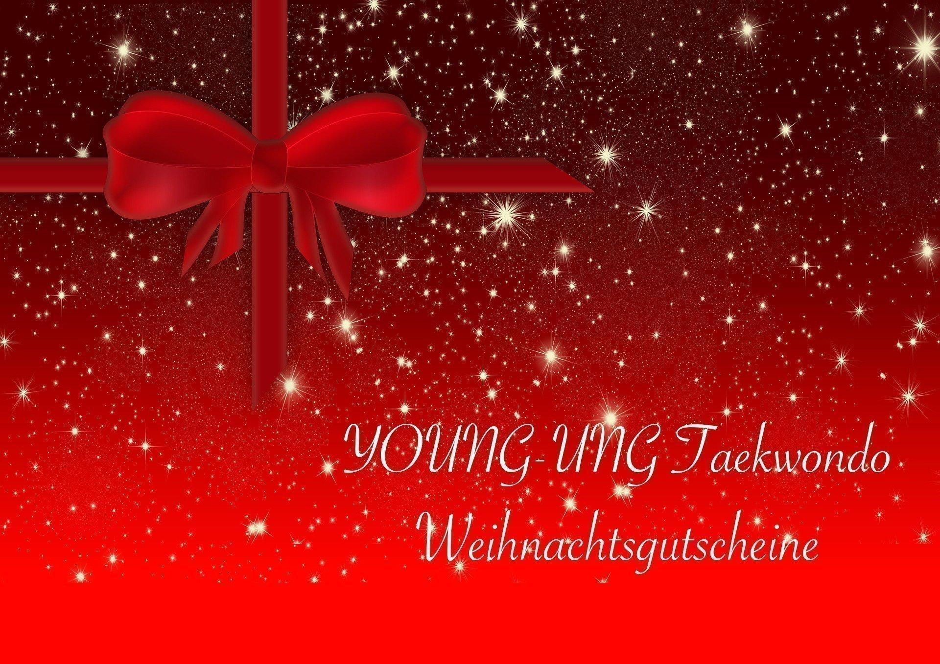 Bild zu Geschenkidee: Weihnachtsgutscheine!