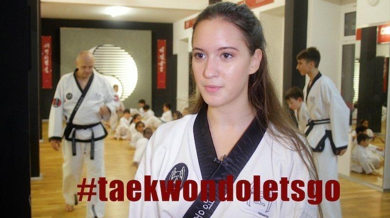 #taekwondoletsgo 1100 Wien Imageclip Youtube Video Kampfsport