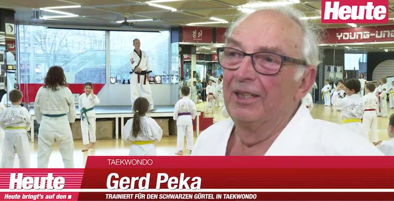 Leg dich nicht mit Gerd Peka an!