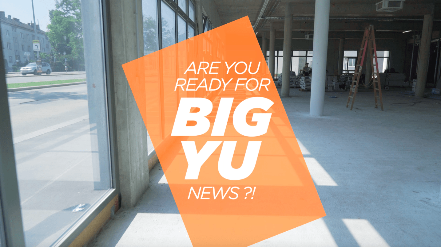 Bild zu Are you ready for BIG YU News?