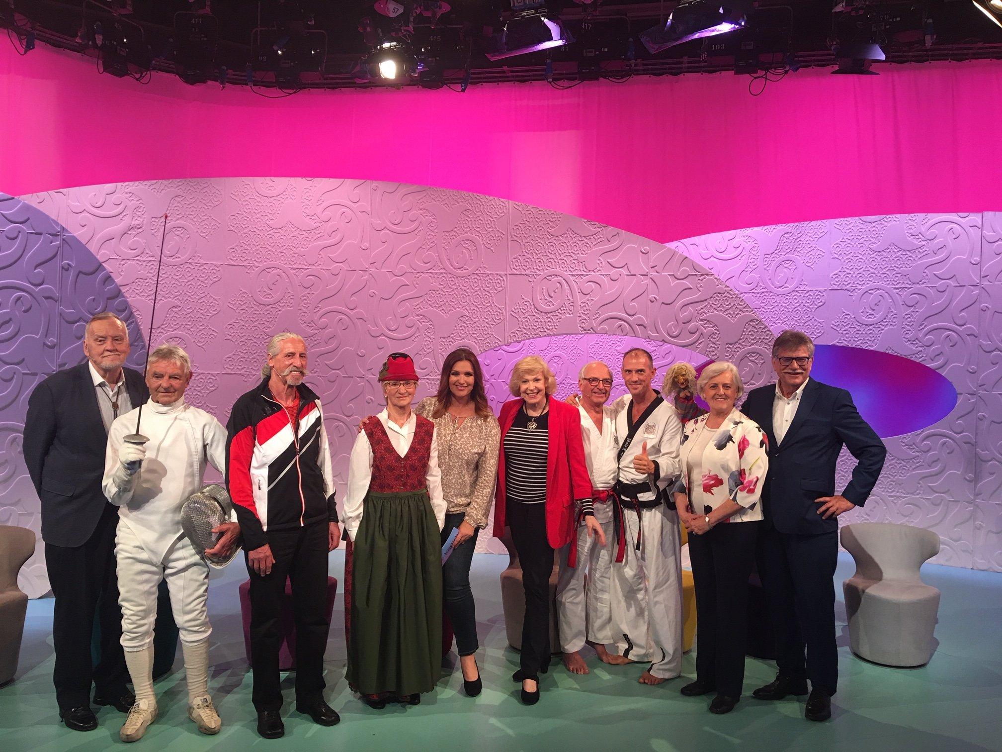 Gerd bei der Barbara Karlich-Show