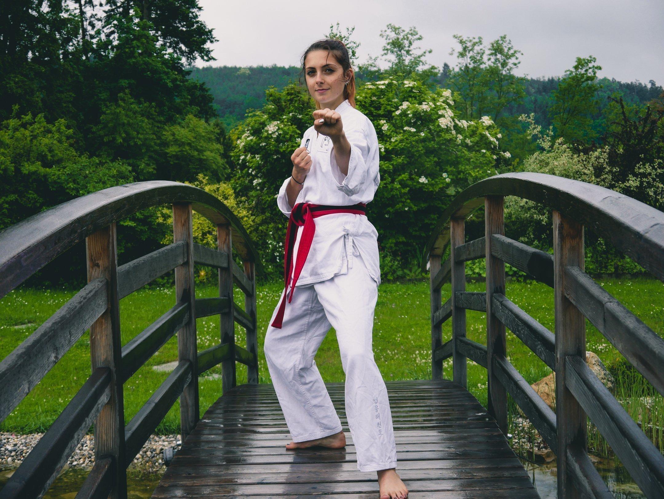 YOUNG-UNG Taekwondo Krems Laura Schrenk Dinstlgasse Kampfsport