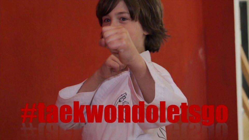 Bild zu #taekwondoletsgo aus Meidling