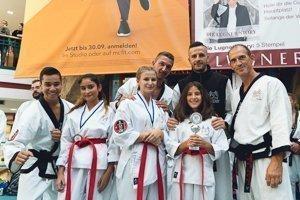 YOUNG-UNG Taekwondo Herbst Turnier