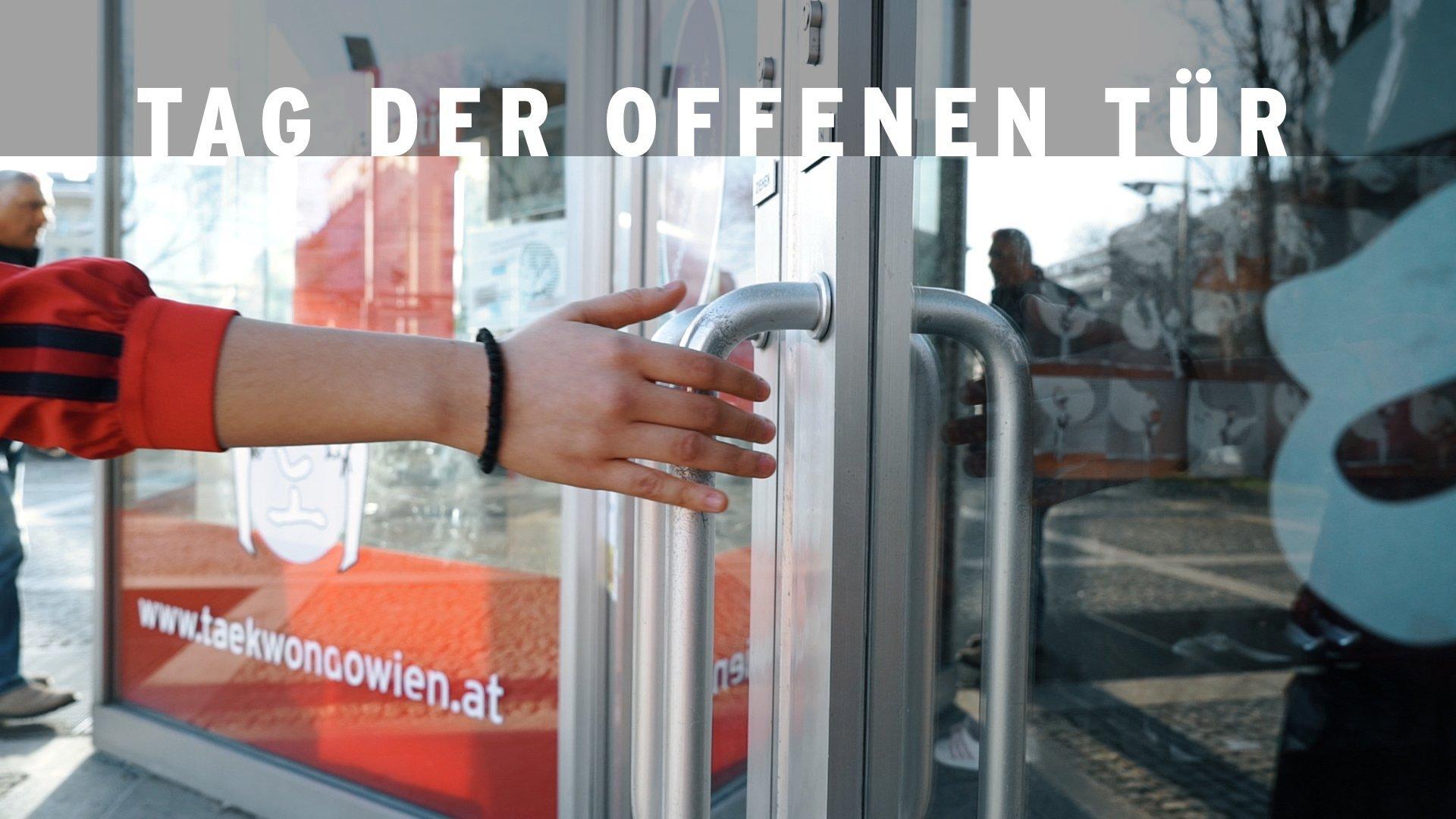 14.9.: Tag der offenen Türe