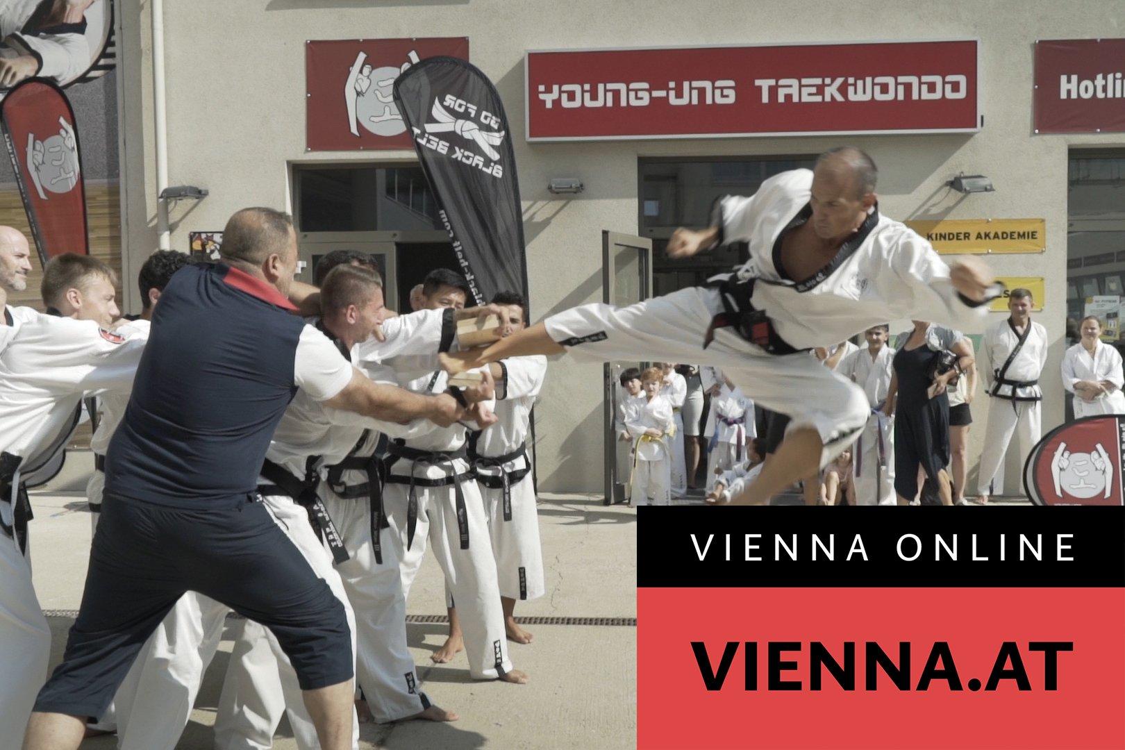 Bild zu BIG YU Eröffnung auf Vienna.at