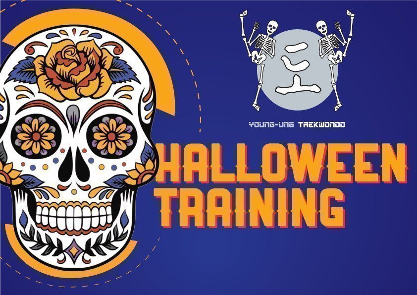 Bild zu Happy Halloween-Training