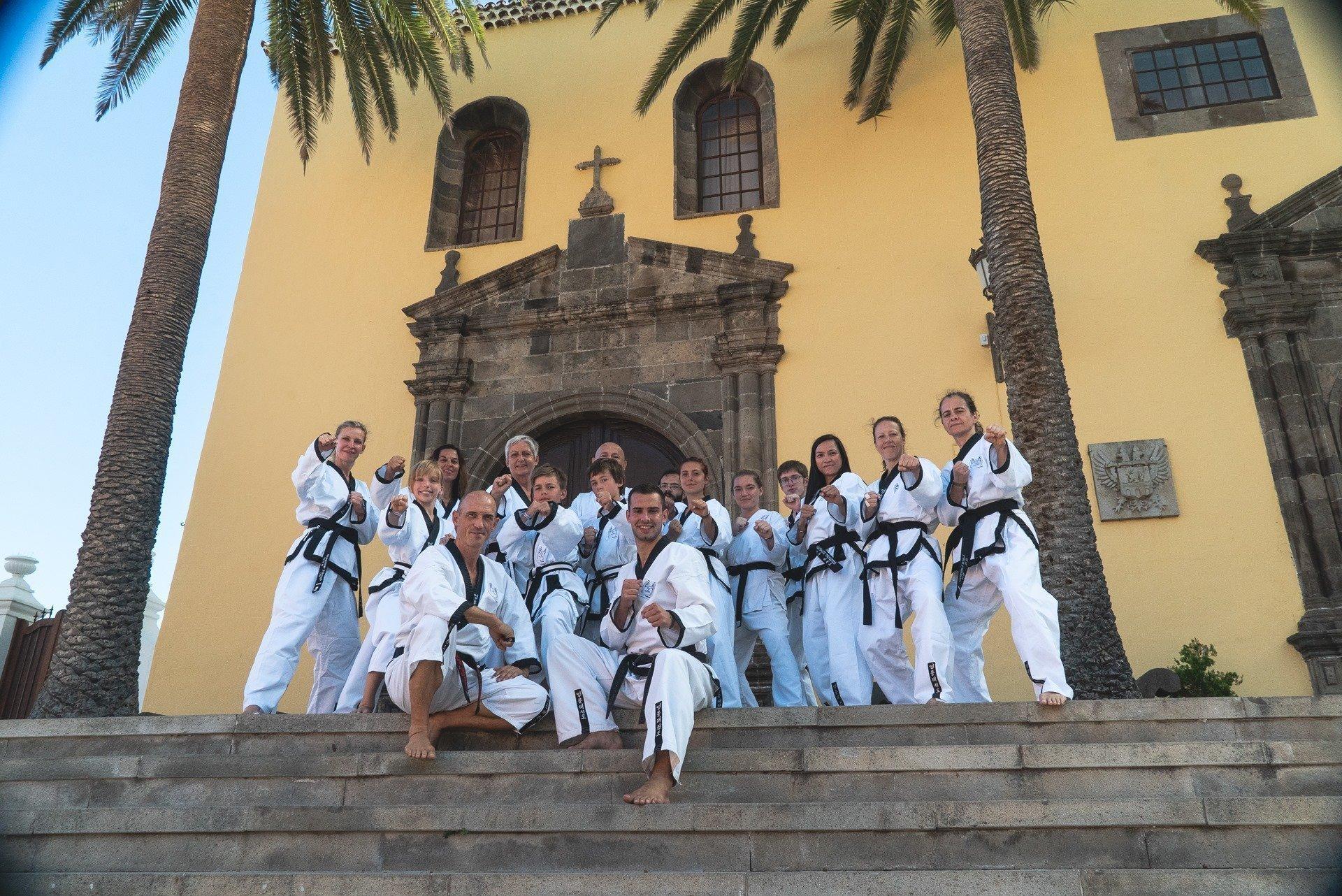 YOUNG-UNG Taekwondo Teneriffa Camp 2019