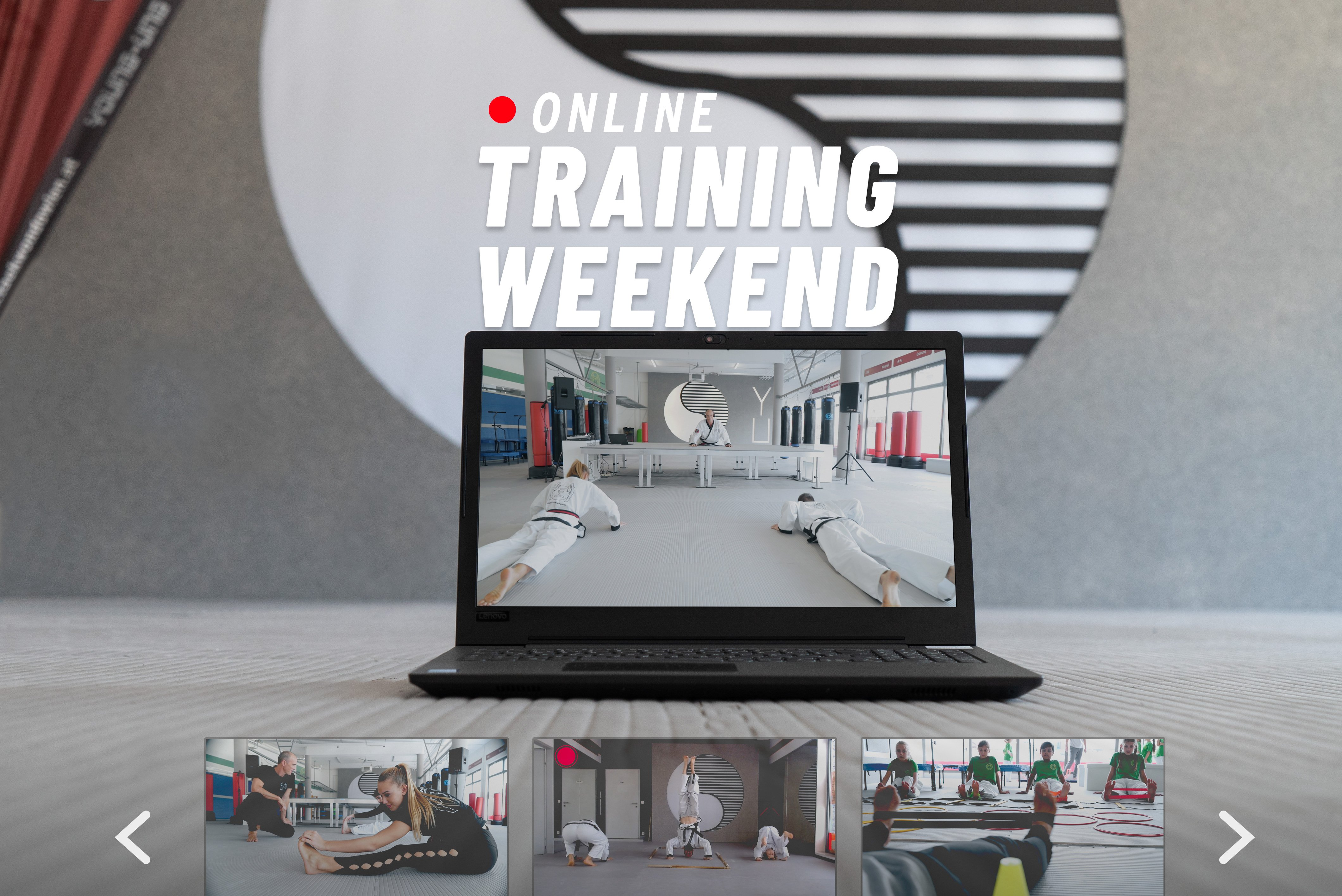 Bild zu Gratis: Online-Training-Weekend
