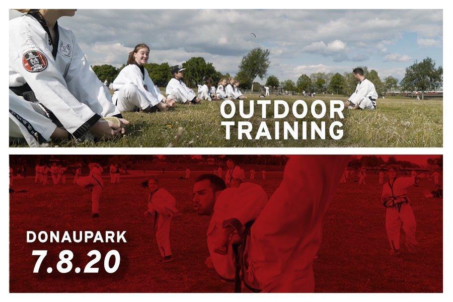 Bild zu Outdoor-Training im Donaupark