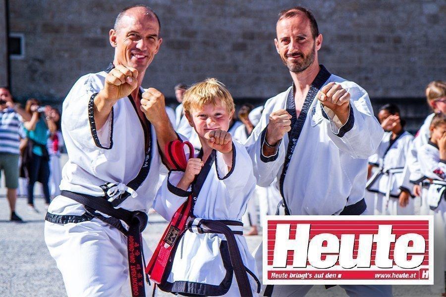 Bild zu Unser Alex: Jüngster Meister Österreichs!