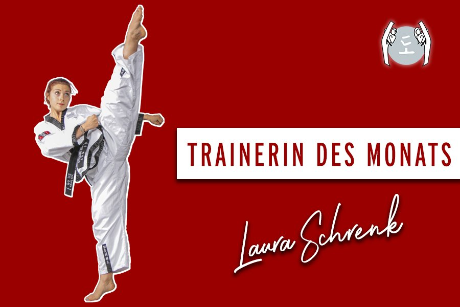 YOUNG-UNG Taekwondo Trainerin des Monats