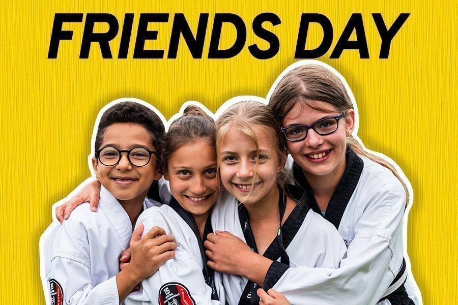 Bild zu Friends Day: Bring deine Freunde!