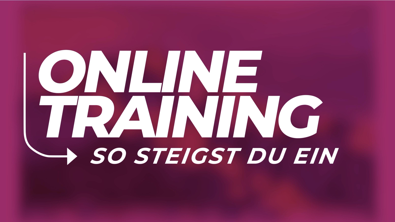 Bild zu So funktioniert das Online-Training