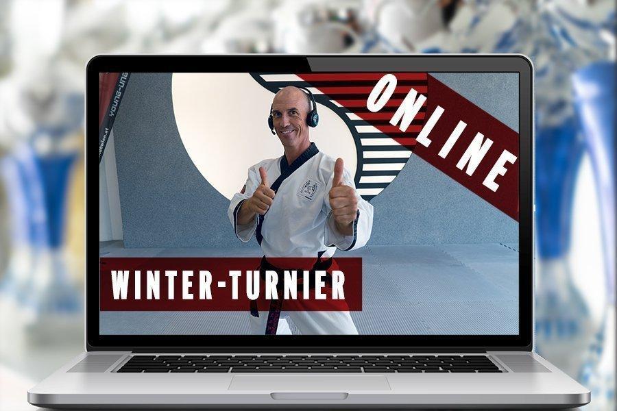 YOUNG-UNG Taekwondo Turnier Online Finale Kampf